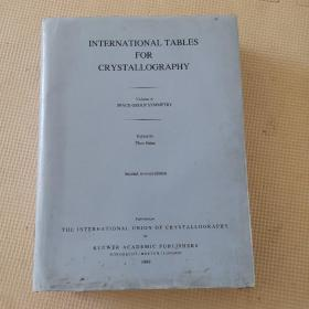 International tables for crystallography(volume A space-group symmetry)