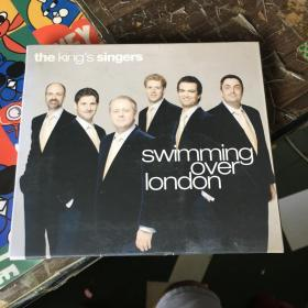 swimming over london (原版CD)