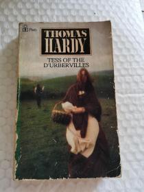 英文原版书-----《Tess of the d`urbervilles:德贝家的苔丝》!(1975年)