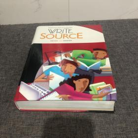Write Source: Student Edition Hardcover Grade