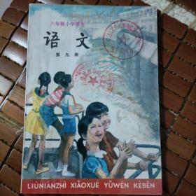 六年制小学课本语文第九册