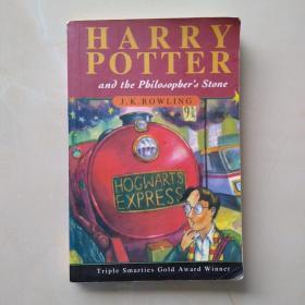 《Harry Potter and the Philosopher's Stone》(哈利·波特与魔法石)