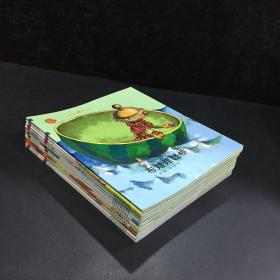 中国原创图画书——布娃娃过桥 小雁归队 超级巧克力先生 书本里的蚂蚁 爸爸和香烟 花的沐浴 三个和尚的新鲜事儿 两只棉手套 春天在哪里 我想  小猫钓鱼  小骆驼找妈妈(12本合售)