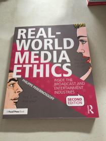 real-world media ethics现实世界的媒体伦理