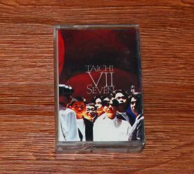 太极 Taichi Ⅶ Seven 磁带/卡带 盒裂