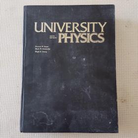 university physics(sixth edition)大学物理学(第六版)