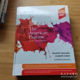 The American Pageant(精装原版,品相佳)