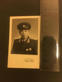 上校勋章礼服照