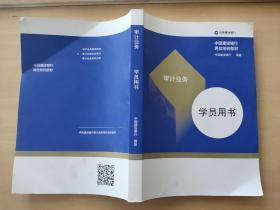 中国建设银行岗位培训教材:审计业务学员用书
