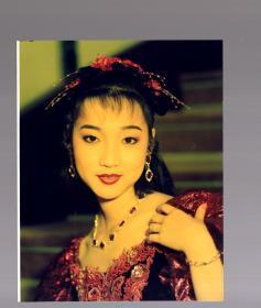 彩色美女照片 十一张。17.5x12.5cm。