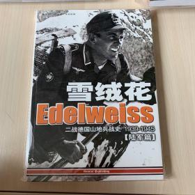 闪电战增刊 雪绒花 二战德国山地兵战史1939-1945