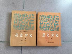 唐史演义(2册全)