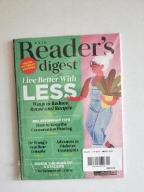 英文版 Reader's Digest APRILMARCH  2019(美国读者文摘)