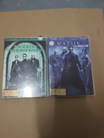 黑客帝国dvd一二