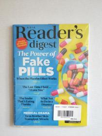 英文版 Reader's Digest FEBRUARY  2019(美国读者文摘)