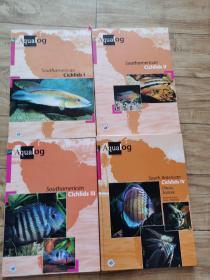 南美慈鲷 1-IV     South American Cichlids I、II、III、IV