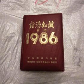 經濟知識臺歷  1986