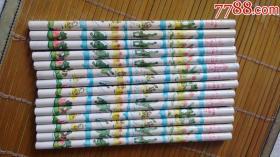 仙鶴牌鉛筆十四根