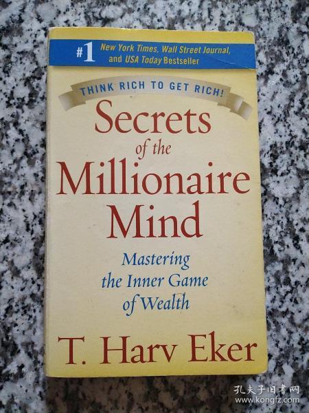 Secrets of the Millionaire Mind 有钱人想的和你不一样 英文原版