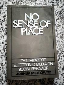 No Sense of Place:The Impact of Electronic Media on Social Behavior