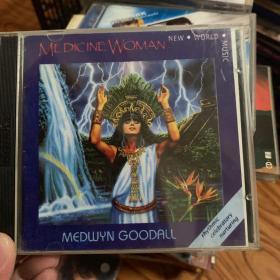 音乐cd 女巫医 碟类满30元包邮,联系改价