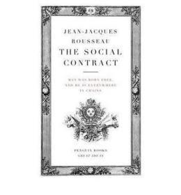 [全新进口原版现货]卢梭:社会契约论Penguin Great Ideas : The Social Contract 9780141018881
