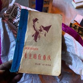 革命斗争回忆录:蒋家王朝的复灭+伟大的战略决战+千里跃进逐鹿中原+毛主席在重庆+英明的预见(共5本武汉版一版一印)