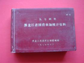 黑龙江省国营农场经济发展史.