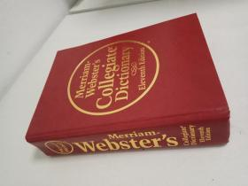 Merriam-Websters Collegiate Dictionary, 11th Edition 英文原版《韦氏大词典》