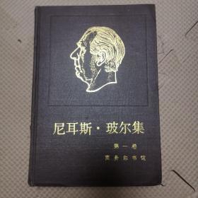 尼耳斯•玻尔集(第一卷)