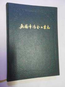 无锡市冶金工业志(清末—1985年)