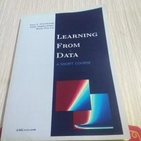 Learning From Data by Yaser S. Abu-Mostafa, Malik Magdon-Ismail, Hsuan-Tien Lin (2012) Hardcover