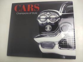 Cars: Champions of Style 汽车:时尚冠军 1940-1965年汽车肌肉车 跑车 轿车 老爷车鉴赏集