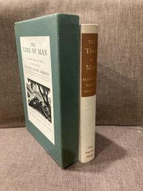 The Time of Man(伊丽莎白·马多克斯·罗伯茨《人间世》,名家Clare Leighton木刻插图,难找的书,布面精装毛边本,带书匣,1945年纪念版初版)