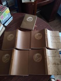 毛泽东选集(第一.二.三.四.(五卷一版一印)..1-4为繁体竖版)全五册