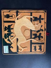 壁画 工艺品  木雕 如图所示