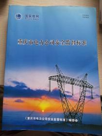 重庆电力公司安全监督标准