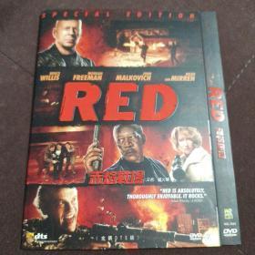 赤焰战场DVD(1碟装)