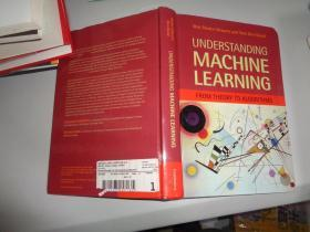 Understanding Machine Learning:From Theory to Algorithms 精装英文原版