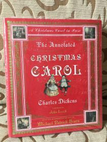 The Annotated Christmas Carol: A Christmas Carol in Prose - 狄更斯 诺顿详注版《圣诞颂歌》