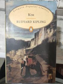 《Rudyard Kipling ·Kim》