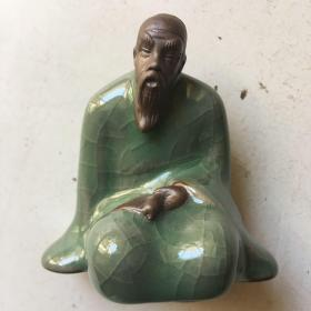 瓷器  人物