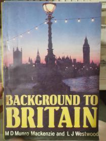 《BACKGROUND TO BRITAIN》