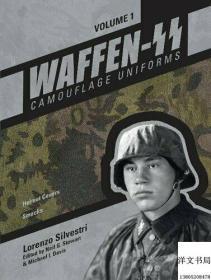 2016年出版,Waffen-SS Camouflage Uniforms, Vol. 1;作者Lorenzo Silvestri