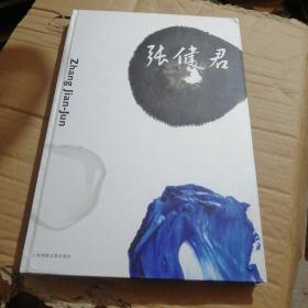 《张健君》 艺术画册【作品集中国画 摄影集】 8开精装