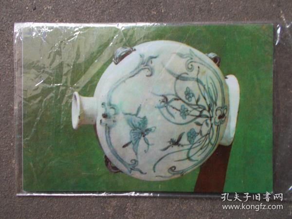 高丽瓷器 艺术品明信片(裸片,朝鲜民主主义人民共和国-平壤  如图详述) 7张