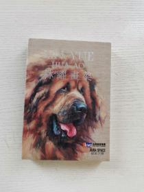 少见版本林跃画獒明信片50枚全卖家包邮