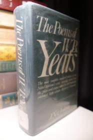 叶芝诗集 The Poems of W.B. Yeats 七百多页全集