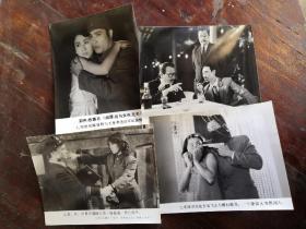 《间谍战与女色无关》 电影黑白剧照包邮挂刷