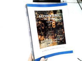 Accounting: Texts and Cases 英文原版-《会计学:教程与案例(第12版)》